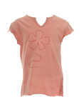 Gpb T-shirt / Top Rose Manche
