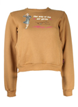 Gpb Pull Moutarde Sweat Fille