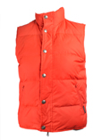 Calvin Klein Gilet Orange Gile