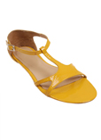 Madame A Paris Chaussure Jaune