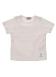 TAILLE 0 T-shirt / Top BLANC Manche courte ENFANT pour 6€