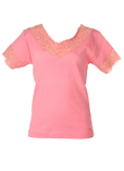 Chipie T-shirt / Top Corail Ma