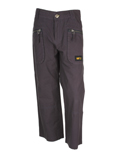 Caterpillar Pantalon Bleu Mari