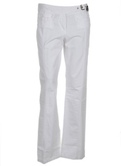 Pantalons DOUBLE ONE PEACEBLANC - mod?le n?66359