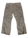 Rwd Pantalon Gris Pantalon Dec