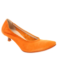 Le Defile Chaussure Orange Esc