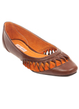 Pilar Abril Chaussure Marron B