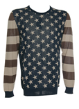 MOSCHINO Pull BLEU Sous-pull HOMME pour 200€