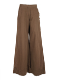 Cks Pantalon Taupe Pantalon De
