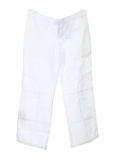 Ikks Pantalon Blanc Pantalon D