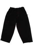 Pomme Framboise Pantalon Noir 