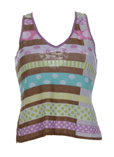 Donna T-shirt / Top Multicolor
