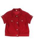 Catimini T-shirt / Top Rouge P