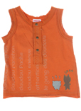 Catimini T-shirt / Top Orange
