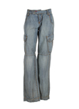 Ddp Pantalon Bleu Pantalon Dec