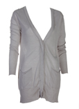 Mariona Gen Gilet Gris Souris 