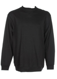 Replika Pull Noir Sweat Homme