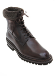 Santoni Chaussure Marron Boot