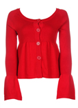 Mayoral Gilet Rouge Cardigan F