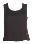 Escada T-shirt / Top Noir Deba