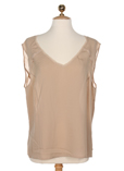 Escada T-shirt / Top Beige Deb