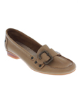 Jose Saenz Chaussure Beige Moc