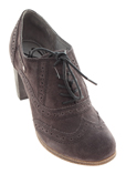 Replay Chaussure Gris Derby Fe