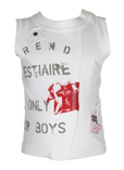 3 Pommes T-shirt / Top Blanc D
