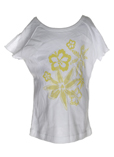 Girandola T-shirt / Top Blanc