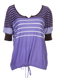 Sportmax Code Pull Violet Col 