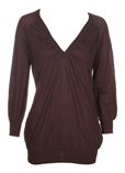 Sportmax Code Pull Marron Pull