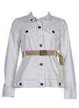 Dkny Veste Blanc Casse Veste F