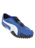 Puma Chaussure Bleu Basket Hom