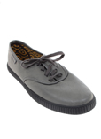 Victoria Chaussure Gris Basket