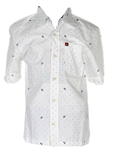 Quiksilver Chemise Blanc Manch