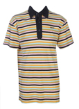 Ddp T-shirt / Top Jaune Polo G