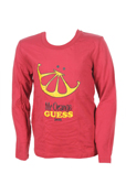 Guess T-shirt / Top Rouge Manc