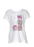 Ikks T-shirt / Top Blanc Manch