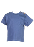 Tapioca T-shirt / Top Bleu Fon