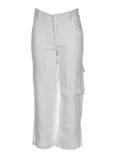 Teddy Smith Pantalon Blanc Pan