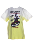 Magilla T-shirt / Top Jaune Ma