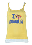 Magilla T-shirt / Top Jaune To