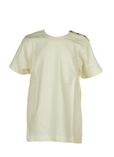 Tapioca T-shirt / Top Ecru Man