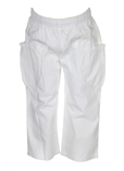 Valenri Pantalon Blanc Pantalo