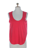 Rodier T-shirt / Top Rouge Deb
