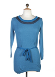 Tommy Hilfiger Pull Bleu Pull-