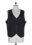 Be The Queen Gilet Noir Gilet
