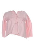 Chipie Gilet Rose Pale Cardiga