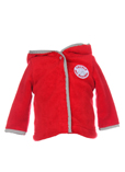 Chipie Gilet Rouge Cardigan Fi