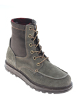 Replay Chaussure Gris Boot Hom
